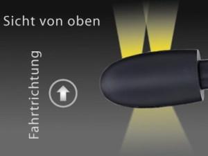 Intermitente para extremo de manillar Kellermann BL 1000 LED