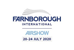 Farnborough Internation airshow 2020 with Integral e-Drive and the MAA