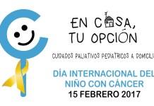 Cartel Día Internacional del Niño con Cáncer 2017