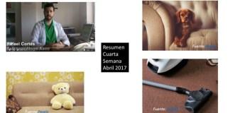 Resumen Cuarta Semana Abril 2017