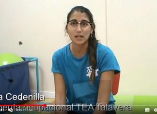 Terapia ocupacional con personas con TEA