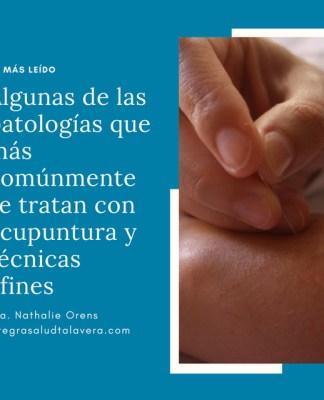Lo más leído de acupuntura