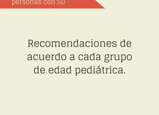 Recomendaciones salud buscodental en personas con síndrome de Down