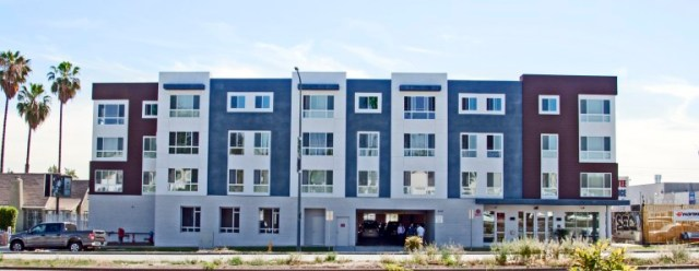 Crenshaw Family Apartments