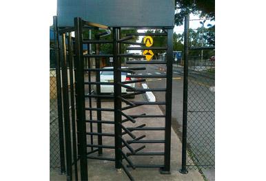 Integrated Marketing Services  Turnstile Gate Supplier