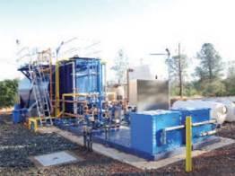 A large blue Siemens Express MBR unit