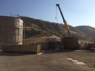 Water Tank, microBLOX™, and Generator