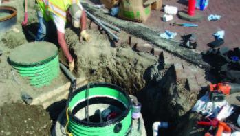 Malibu Country Mart Wastewaster Pump