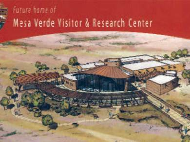 Mesa Verde Visitor and Research Center