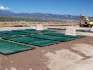 Completed IWS Wastewater Treatment System