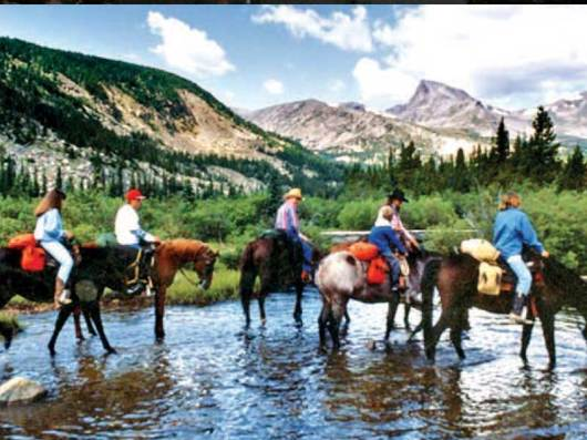 Peaceful Valley Dude Ranch