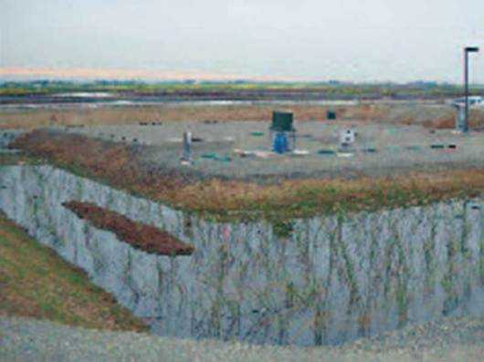 Wastewater treatment system aids environmental sustainability