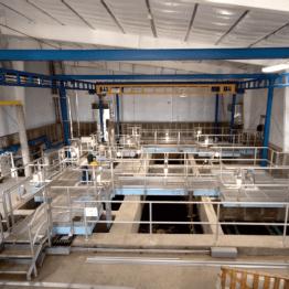 Process Treatment Basin