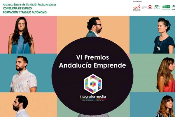 Premios Andalucía Emprende Granada 2019