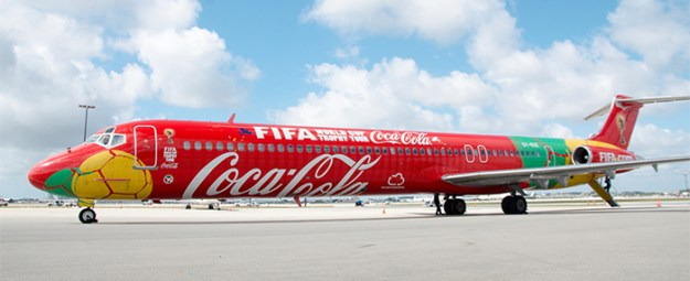 avion FIFA world cup Miami integrate News web 1