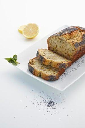 Vegan Cook integrate news Plumcake de limon
