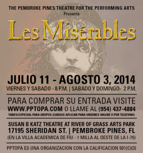 PPTOPA Les Miserables Integrate News