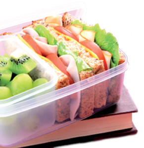 healthy lunch lonchera saludable integrate news back to school