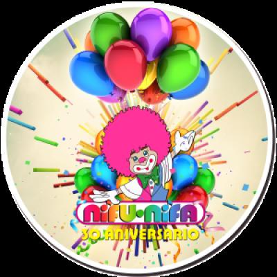 Payasitas Nifu Nifa - 30 Aniversario