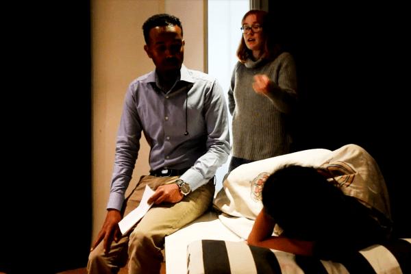 Filmkursen väckte intresset för drama hos flera av deltagarna.