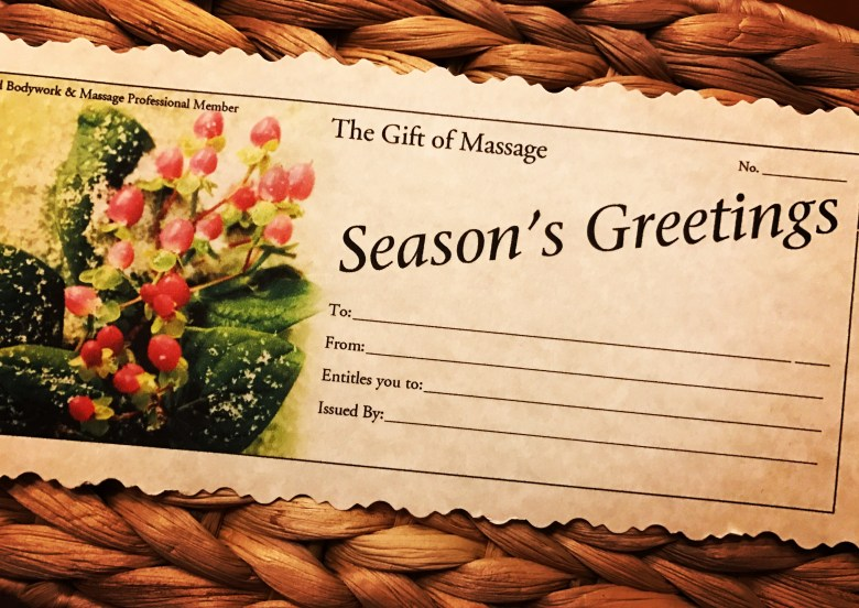 Gift Certificate Special Offers