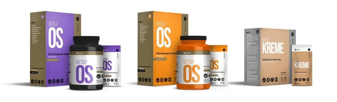Ketone Operating System - Nutritional Supplements Springfield MO