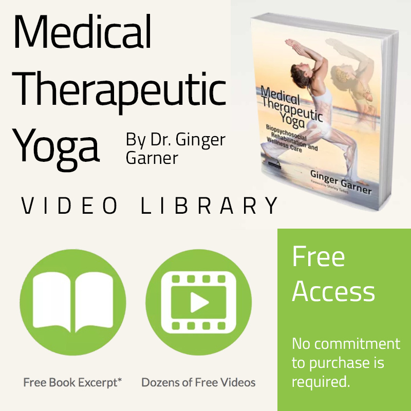 Integrative Yoga - Medical Therapeutic Yoga