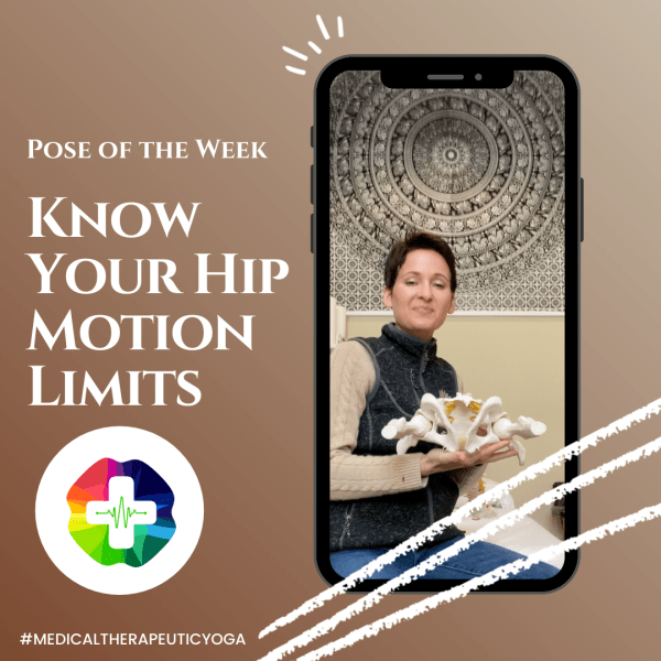 Know Your Hip Motion Limits for Hip Preservation in Yoga - Dr. Ginger Garner