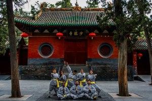 QiGong Retreat at Shaolin Temple
