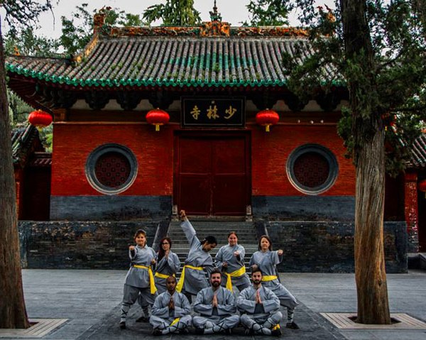 QiGong Retreat at Shaolin Temple