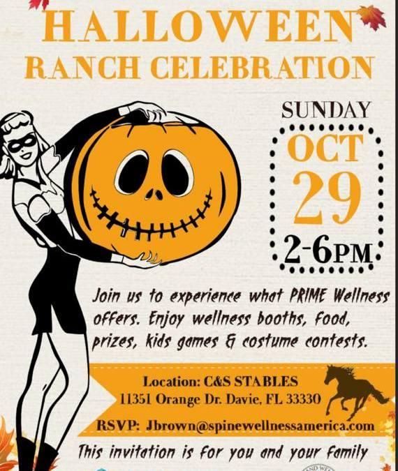 Prime Wellness Halloween Event Invites Integrative Medicine Acupuncture