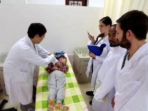 Acupuncture Tamarac DR Pediatrics Training