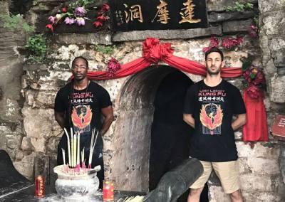 Shaolin Temple Acupuncturist Boddhidarma Cave