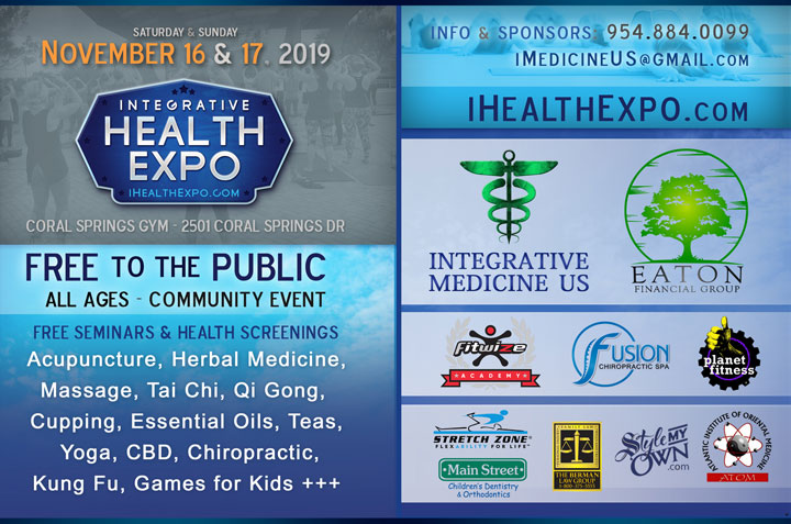 Integrative Health Fair Coral Springs Health Expo