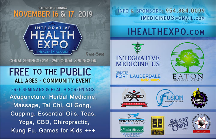 Coral Springs Health Fair November 2019