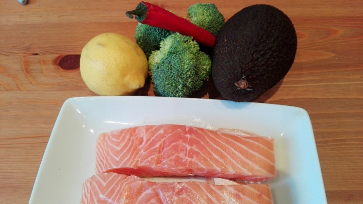 BroccoliSalmon&Rice4