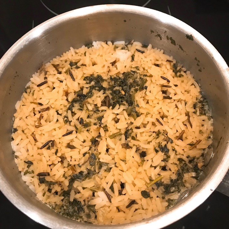 Prepared Wild Rice mix