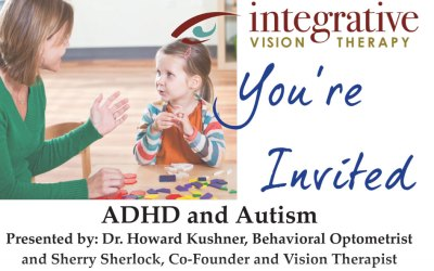 Upcoming Event: ADHD and Autism