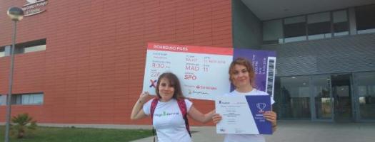 Primer Premio Santander Explorer Badajoz 2018