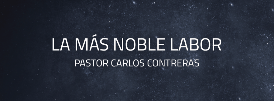 la-mas-noble-labor