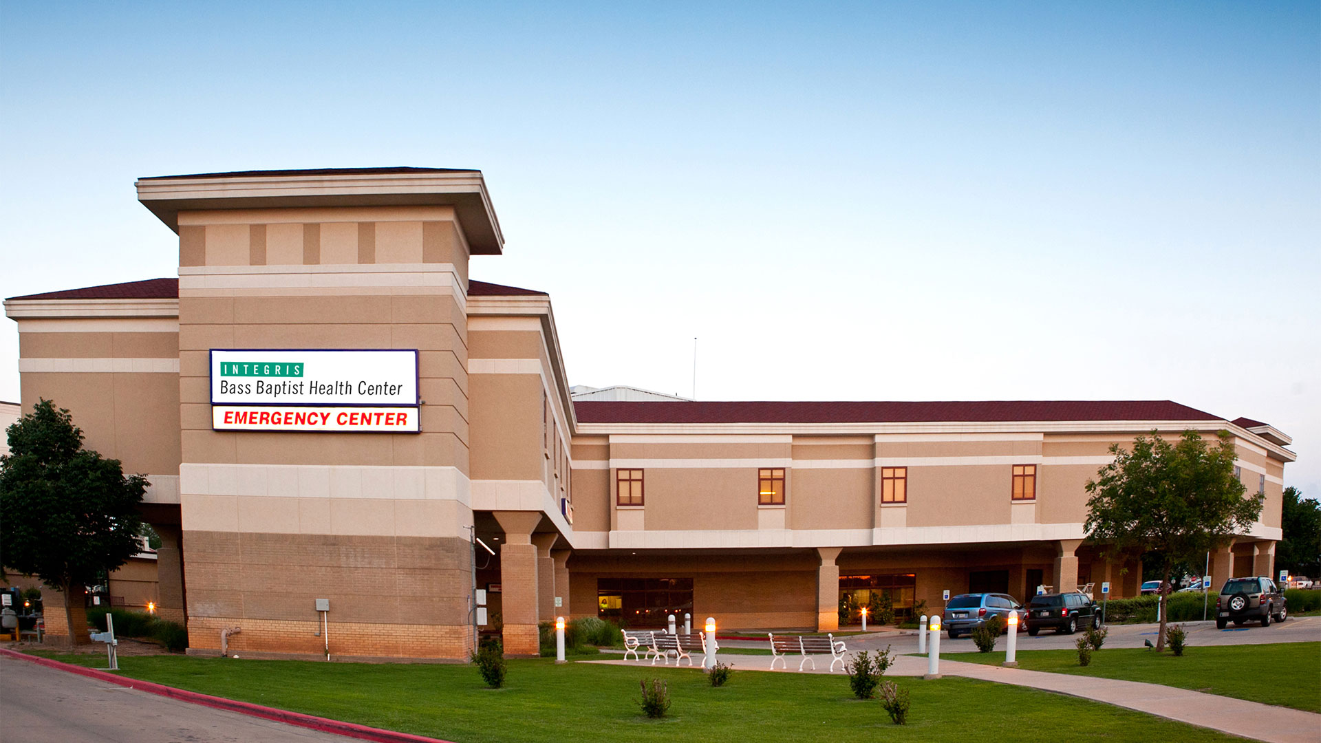 Emergency Room in Enid Oklahoma at Bass Baptist Health