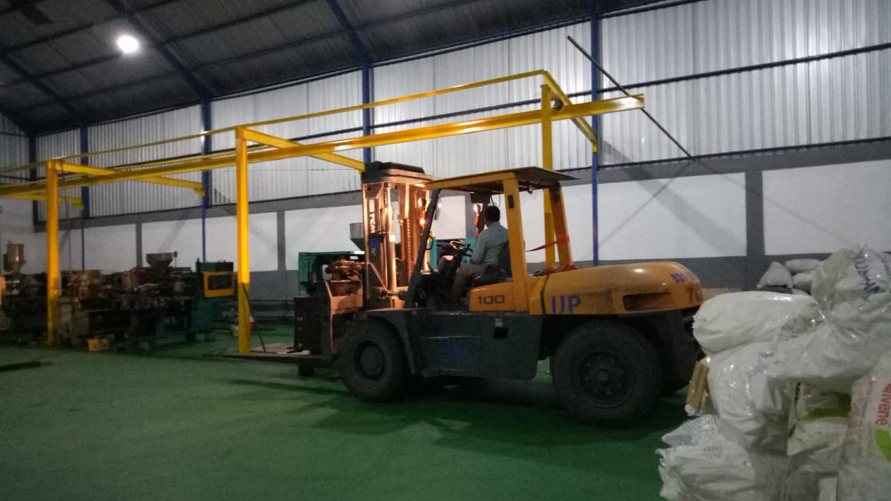 Rental Forklift