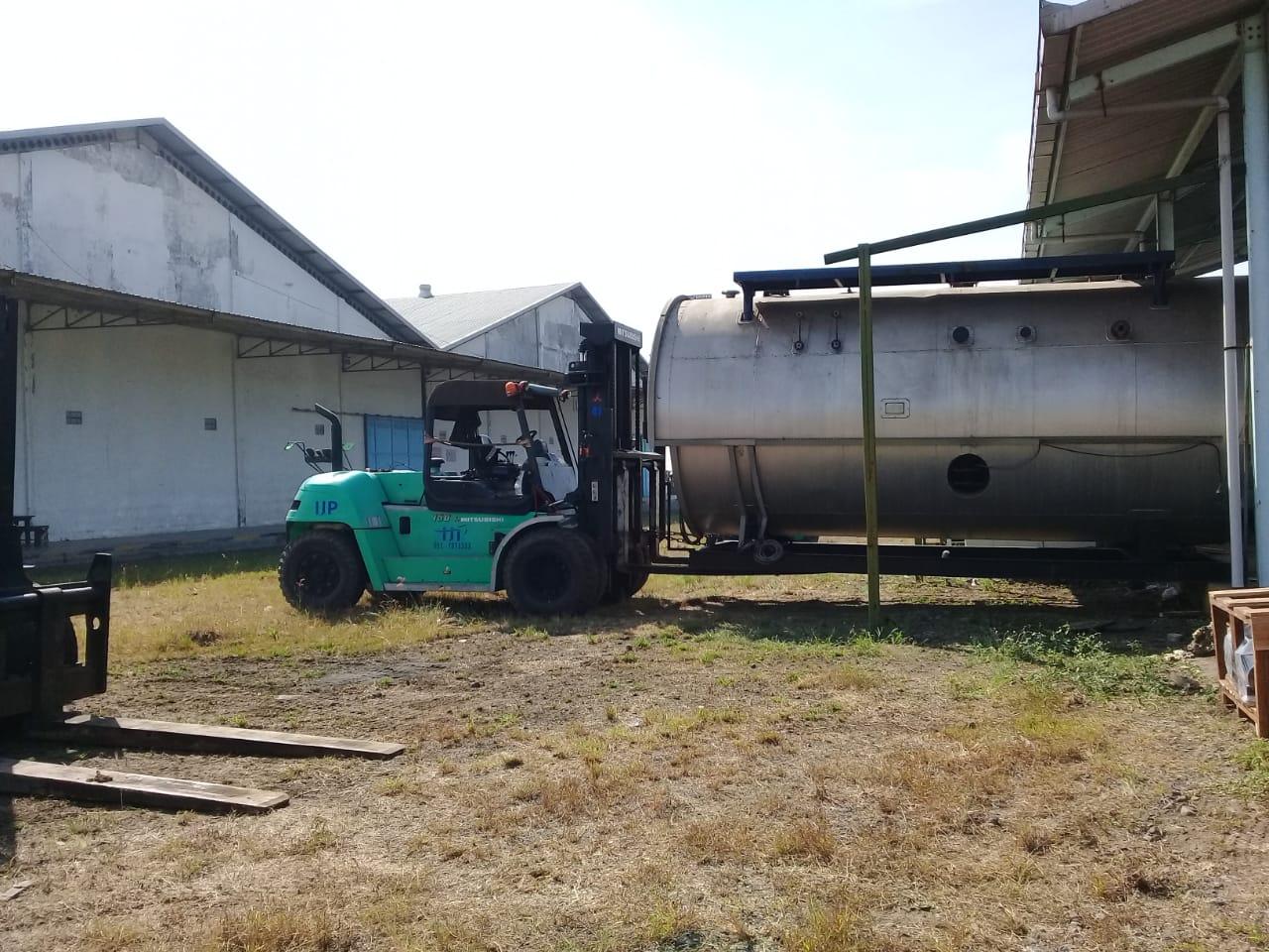 Sewa Forklift Sidoarjo