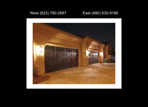 NEW  Garage Doors  FREE  ESTIMATES