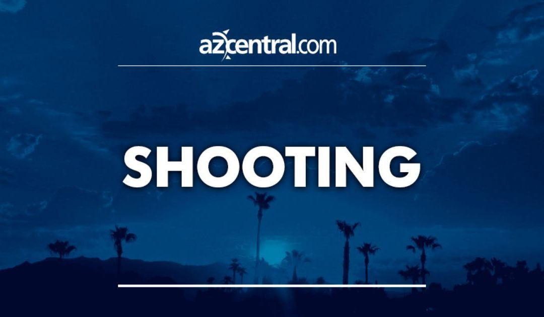 Phoenix police investigate shooting of man