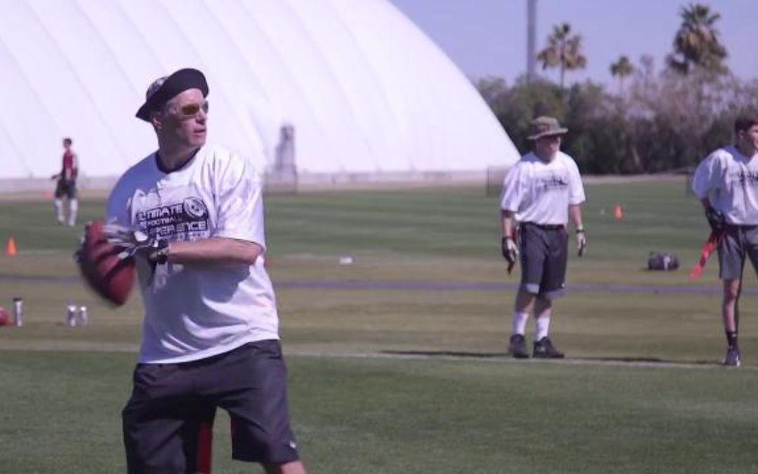 Kurt Warner talks about Ultimate Football Experience