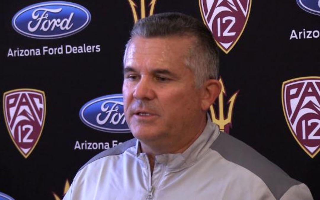 Todd Graham on opening of ASU spring practice