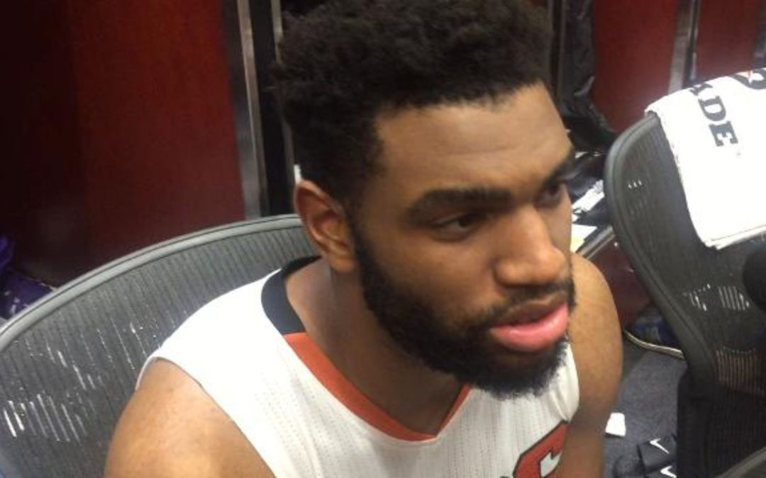 Alan Williams on why he was disappointed in loss to Kings