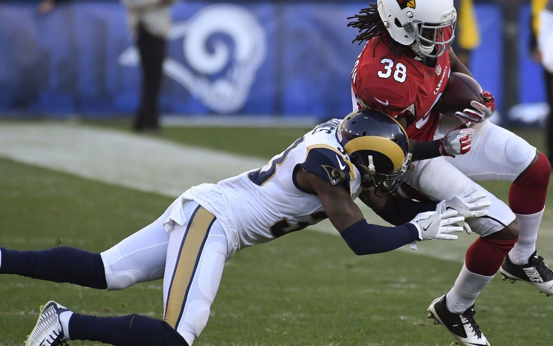 Cardinals set RB depth chart as Andre Ellington re-signs