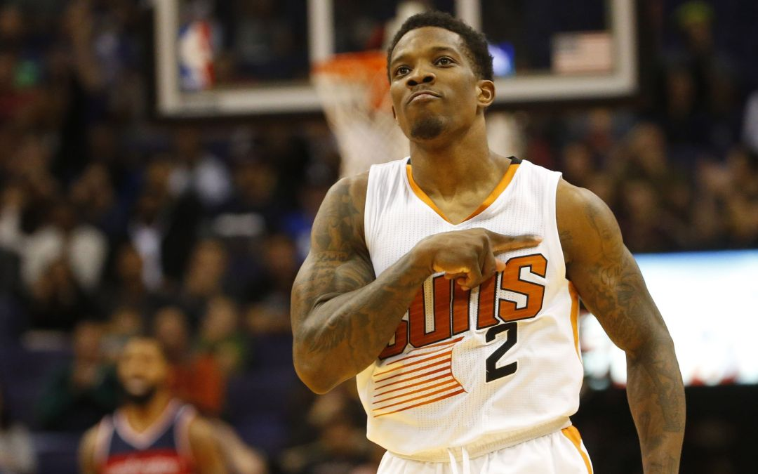 Suns shut down Eric Bledsoe ahead of loss to Kings